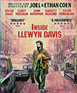 Inside Llewyn Davis artwork by Mister Gee