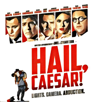 Hail Caesar! Artwork by Mister G