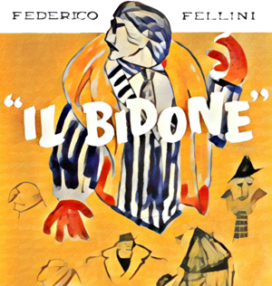 Il Bidone Artwork by Mister G