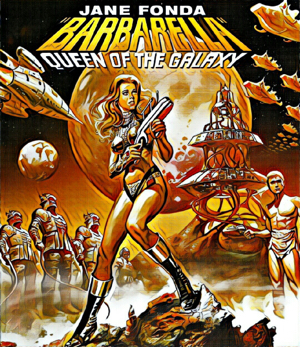 Barbarella Artwork by Mister G