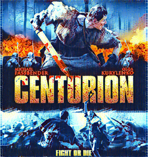 Centurion Artwork by Mister G