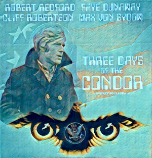 Three Days of the Condor Artwork by Mister G