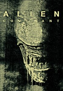 Alien Covenant artwork by Mister Gee
