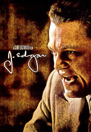J.Edgar artwork by Mister Gee