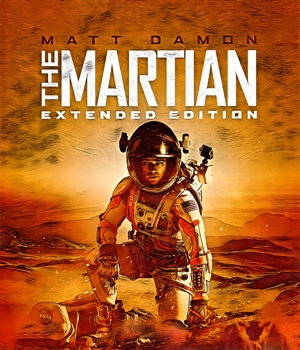 The Martian artwork by Mister Gee