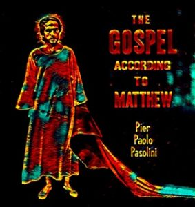 Gospel According to Matthew artwork by Mister Gee