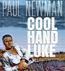 Cool Hand Luke artwork by Mister Gee