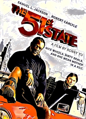 51st State Artwork by Mister Gee