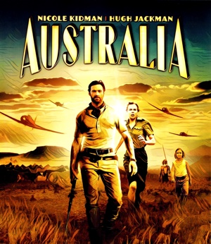 Australia Artwork by Mr G