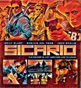 Sicario Artwork by MisterGee