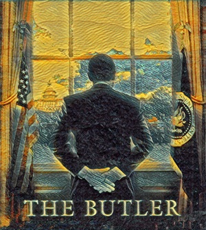 The Butler artwork by Mister G