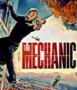The Mechanic Artwork by Mister G