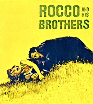 Rocco and His Brothers Artwork by Mister G