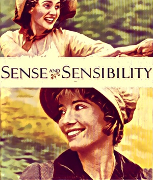 Sense and Sensibility artwork by Mister Ge