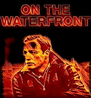 On the Waterfront - Artwork by Mister G