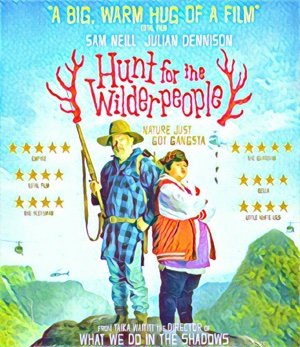 Hunt for the Wilderpeople Artwork by Mister G