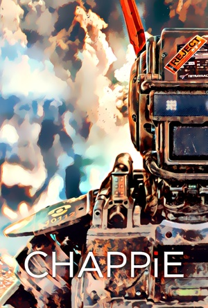 chappie artwork by mister g