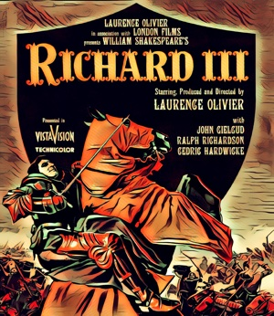 Richard III artwork by Mister G