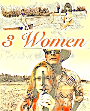 3 Women artwork by Mister G