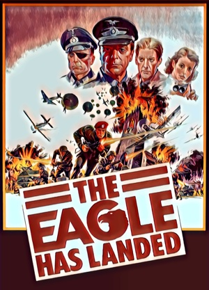 Eagle Has Landed artwork by Mister G