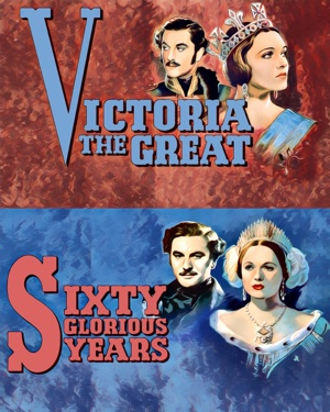 Victorias 1 & 2 Artwork by Mister G