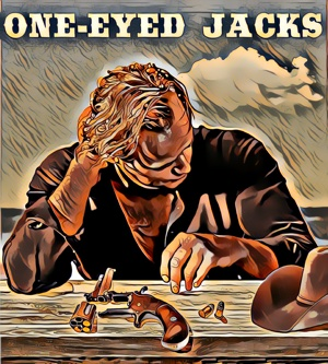 One-Eyed Jacks - artwork by Mister G