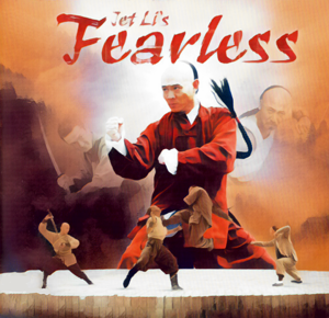 Fearless Artwork by Mister G