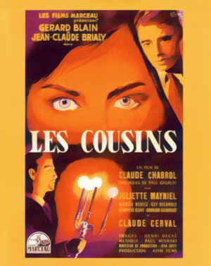 Les Cousins Artwork by Mister G