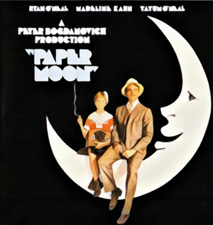 Paper Moon Artwork by Mister G