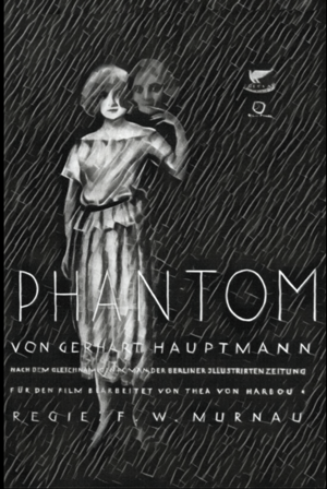 Phantom Artwork by Mister G