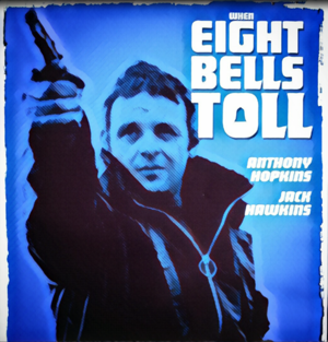 When Eight Bells Toll Artwork by Mister G