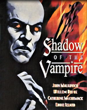 Shadow of the Vampire Artwork by Mister G