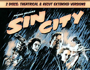 Sin City Artwork by Mister G