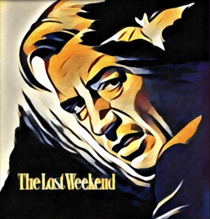 The Lost Weekend Artwork by Mister G