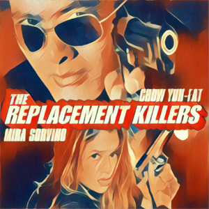 The Replacement Killers Artwork by Mister G