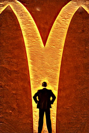 The Founder artwork by Mister G