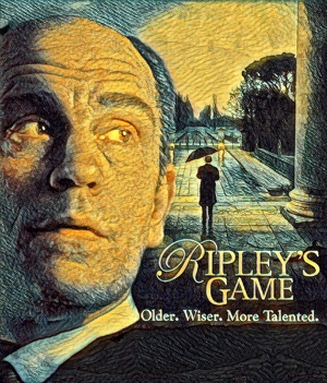 Ripley's Game artwork by Mister Gee