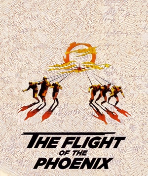 300 FLIGHT OF THE PHOENIX ARTWORK BY MISTER GEE