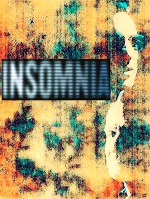 Insomnia Artwork by Mister G