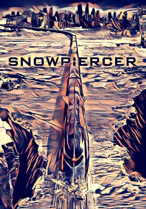 SNOWPIERCER - ARTWORK BY MISTER G