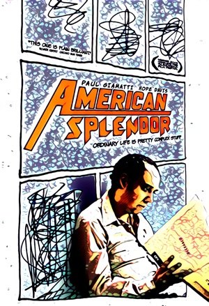 American Splendor artwork by Mister G