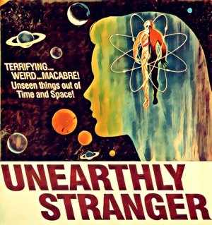 Unearthly Stranger artwork by Mister G
