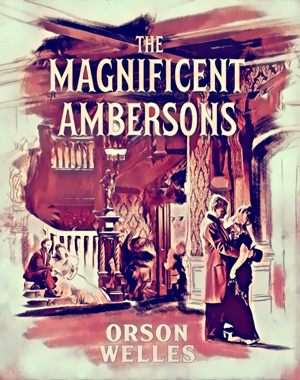 Ambersons Artwork by Mister G