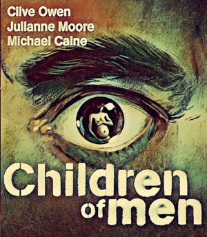 children of Men artwork by Mister G