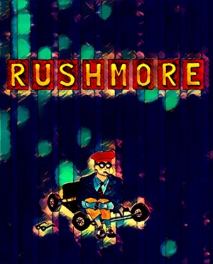 Rushmore artwork by Mister G
