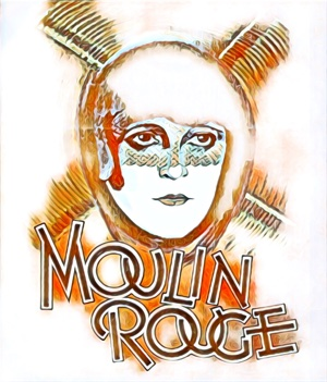 Moulin Rouge artwork by Mister G
