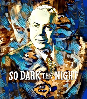 So Dark the Night Artwork by Mister G