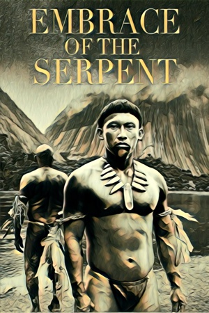 Embrace of the serpent artwork by mister G
