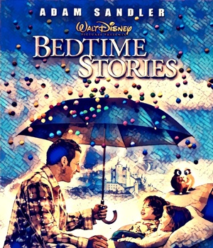 Bedtime Stories artwork by Mister G