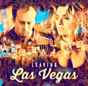 Leaving Las Vegas - artwork by Mister G
